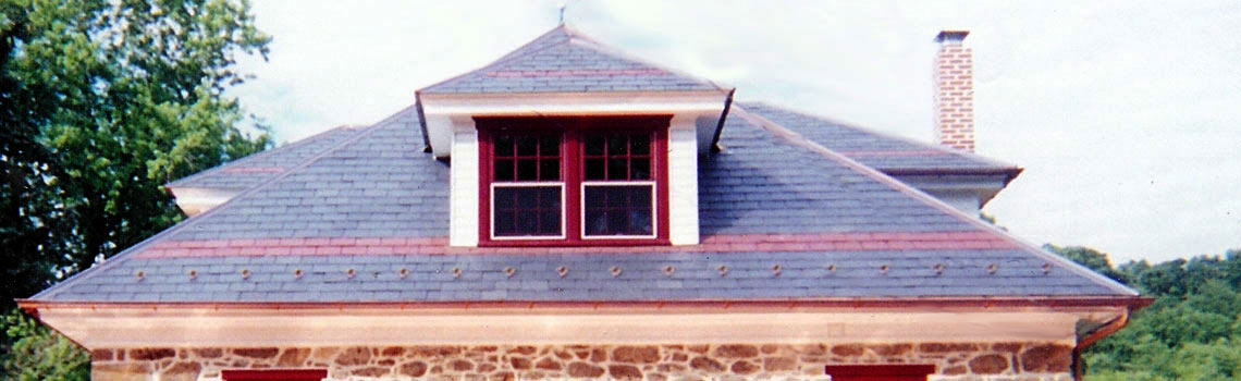 Paul Wright Roofing Slate Roofing Lehigh Valley Pa