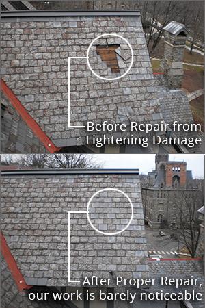 Slate Repair
